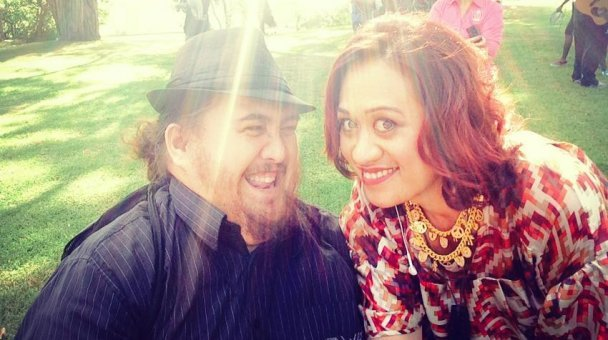 Selfie: Miss Kihi raua ko Happy